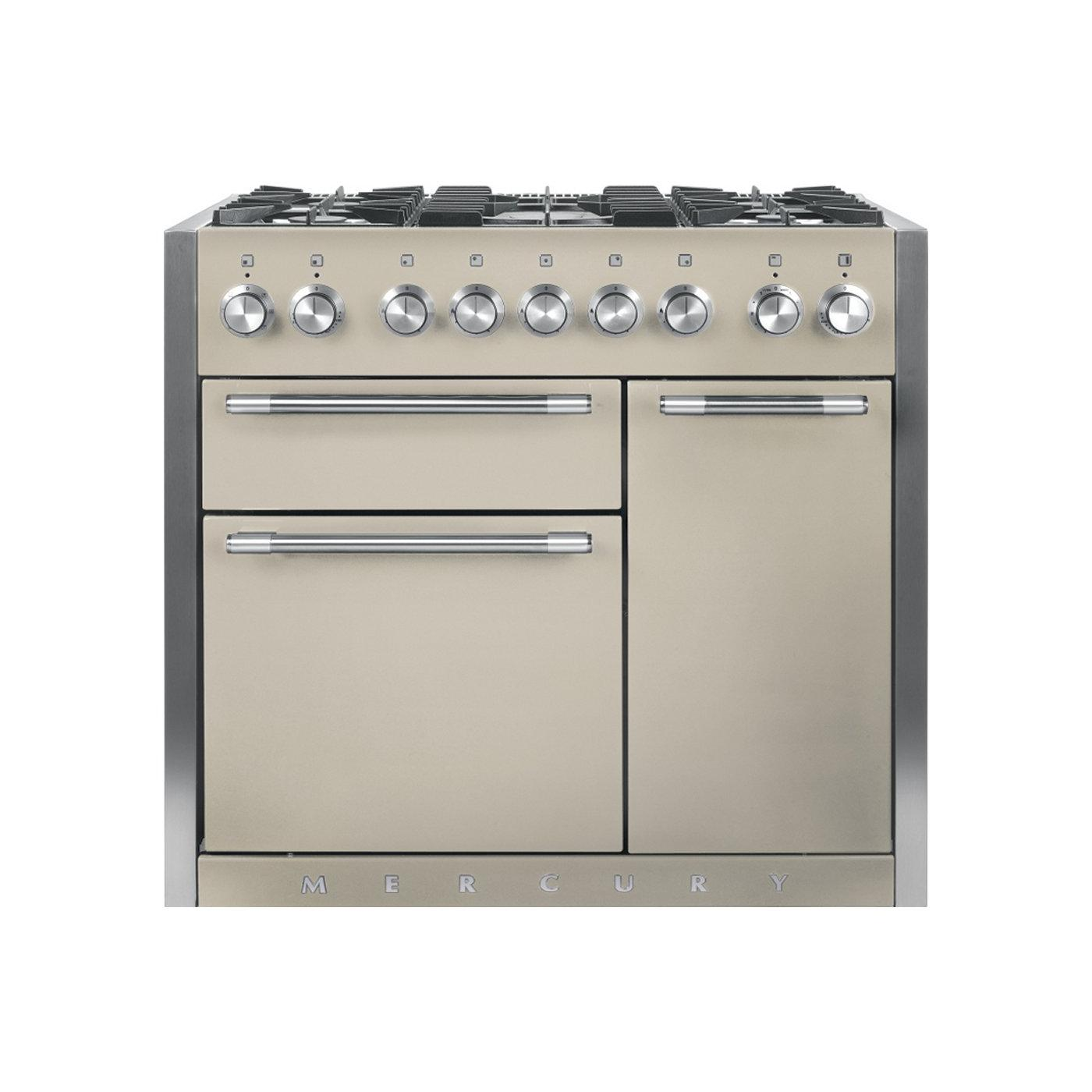 MCY1000DFOY 93180 100cm Dual Fuel Range Cooker