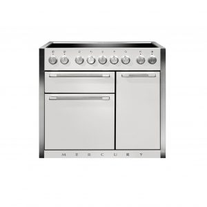 Mercury MCY1000EISD/  100cm Induction Range Cooker in Snowdrop