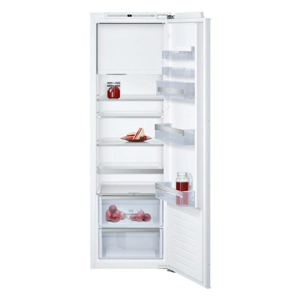 Neff KI2823FF0G Fully-Integrated 1770mm Refrigerator With IceBox - Fixed Hinge