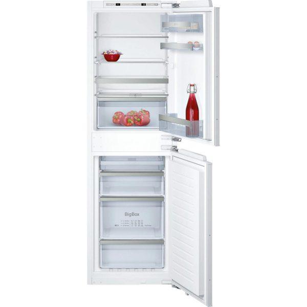 Neff KI7853DE0G Built In NoFrost Fridge Freezer