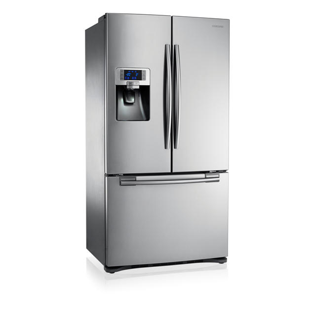 Samsung RFG23UERS1 Multi-Door Fridge Freezer with Ice and Water