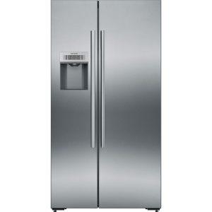 Siemens KA92DAI20G iQ500 American fridge freezer