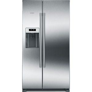 Siemens KA90IVI20G iQ500 American fridge freezer
