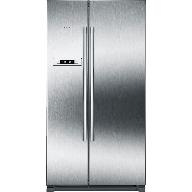 Siemens KA90NVI20G iQ300 American fridge freezer