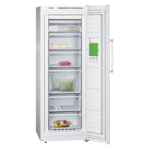 Siemens iQ300 GS29NVW30G No Frost Freestanding Freezer