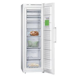 Siemens iQ300 GS36NVW30G No Frost Freestanding Freezer
