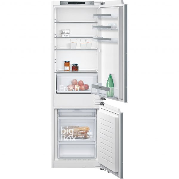 Siemens KI86NVFF0G iQ300 Integrated NoFrost Fridge Freezer