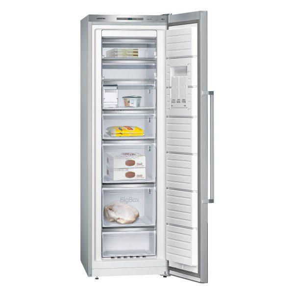 Siemens iQ500 GS36NAI31 No Frost Freestanding Freezer