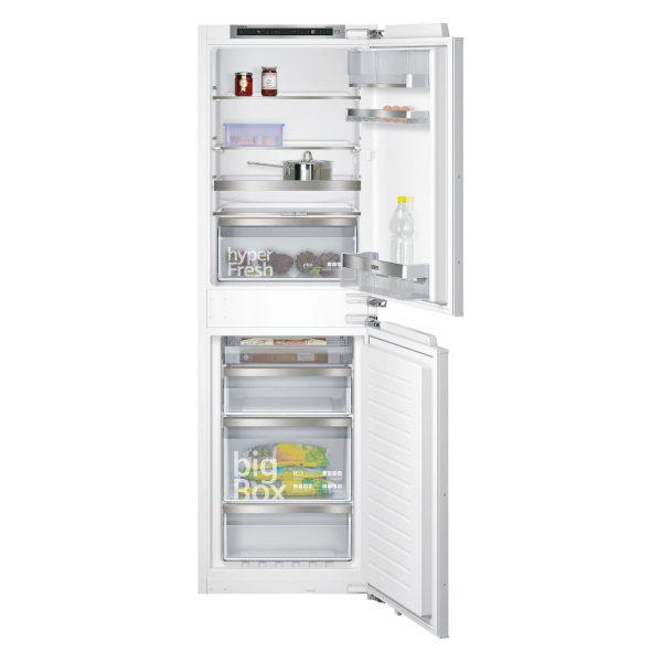 Siemens KI85NADE0G iQ500 NoFrost Integrated Fridge Freezer