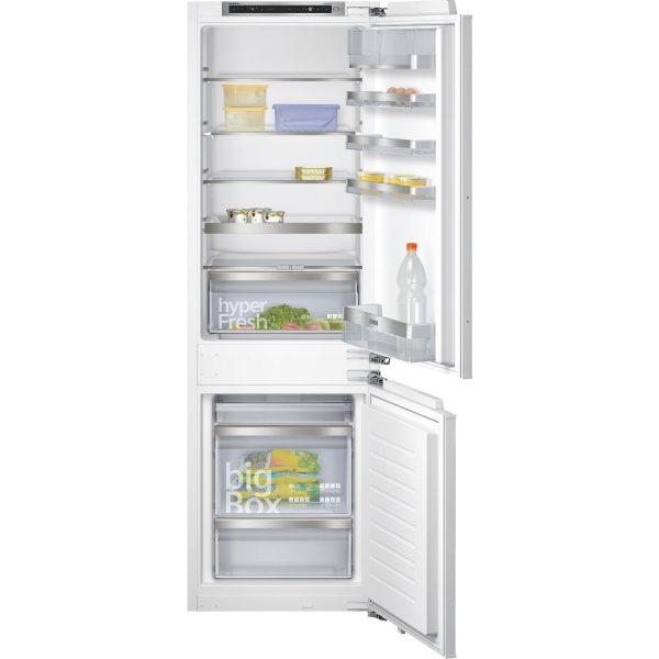 Siemens KI86SAFE0G iQ500 Low Frost Integrated Fridge Freezer