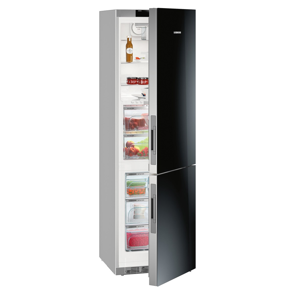 liebherr cbnpgb 4855 premium biofresh nofrost fridge. Black Bedroom Furniture Sets. Home Design Ideas
