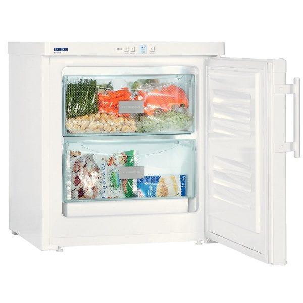 Liebherr GX 823 Comfort Table Height Freezer White