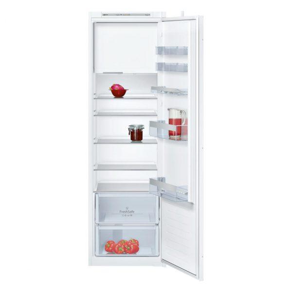 Neff KI2822SF0G Fully-Integrated 1770mm Refrigerator With IceBox - Sliding Hinge