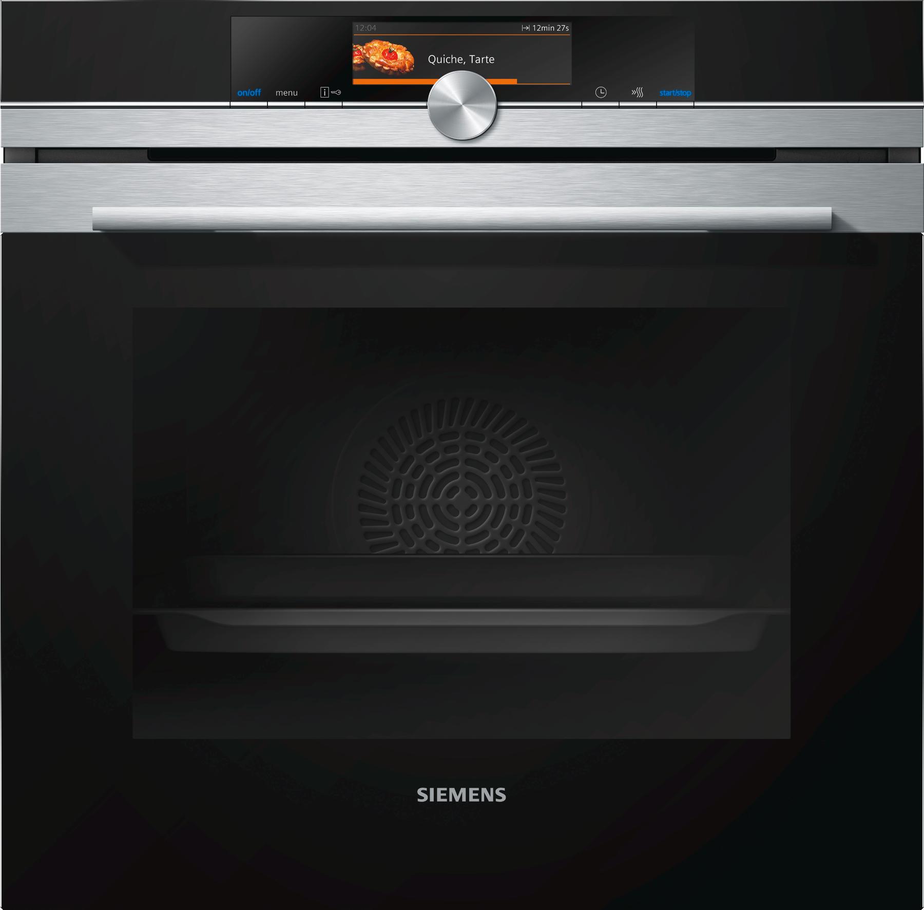 Siemens HB678GBS6B iQ700 Single Oven