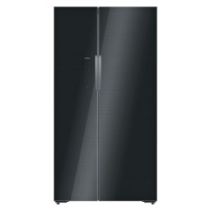 Siemens KA92NLB35G iQ700 American fridge freezer