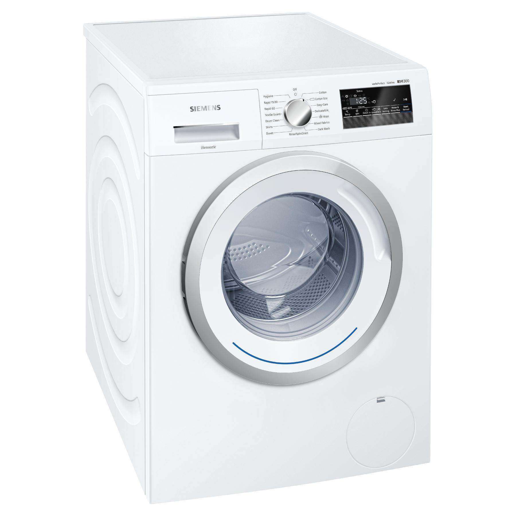 Siemens WM14N200GB iQ300 Front loading automatic washing machine