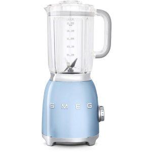 Smeg BLF01PBUK Pastel Blue Retro Blender – Stock Clearance