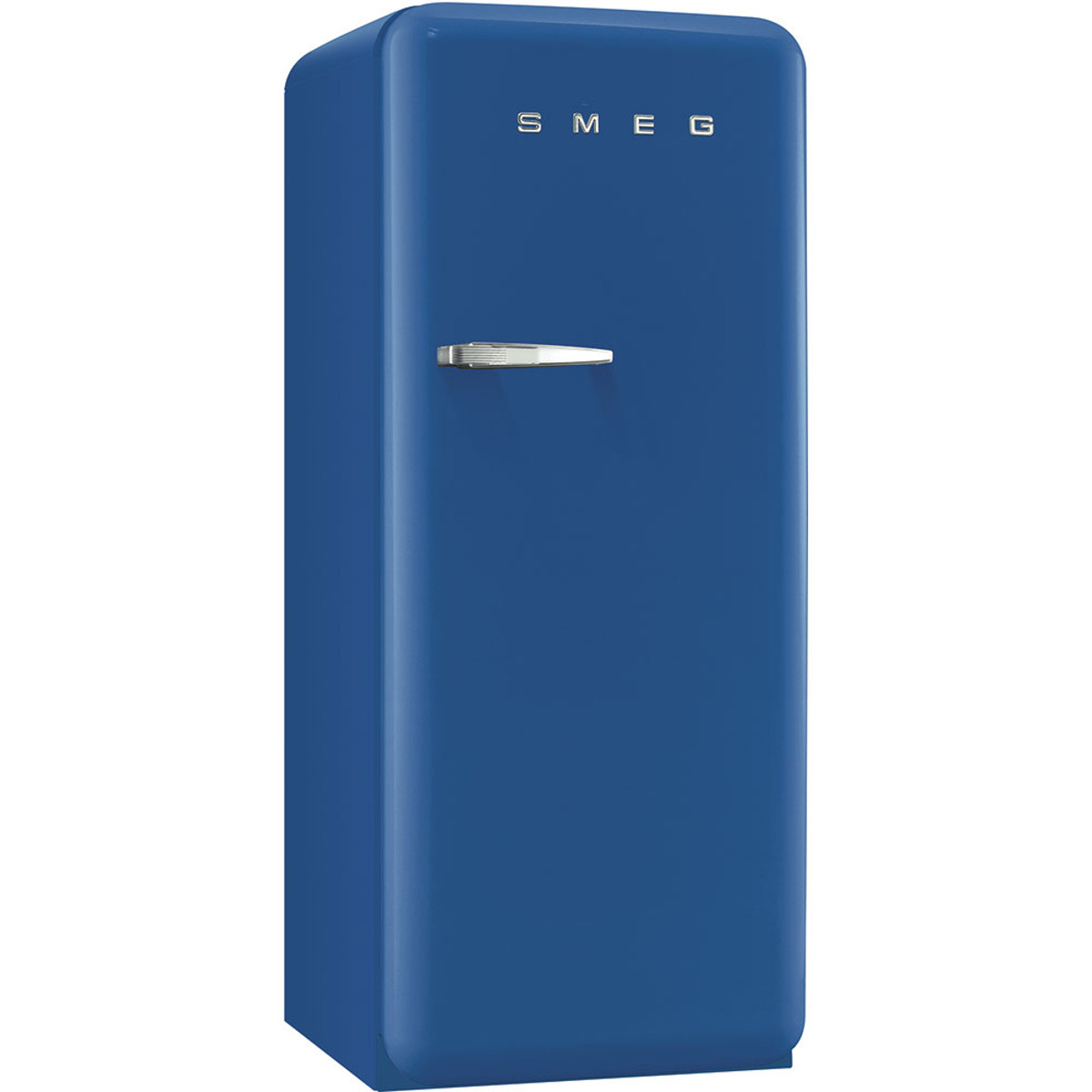 Smeg FAB28QBL1 50's Style Fridge with Freezer Compartment – Blue