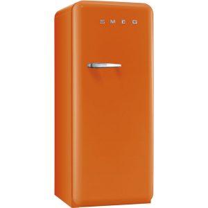Smeg FAB28QO1 50's Style Fridge with Freezer Compartment – Orange