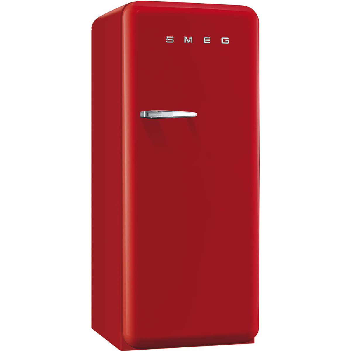 Smeg FAB28QR1 50's Style Fridge with Freezer Compartment – Red