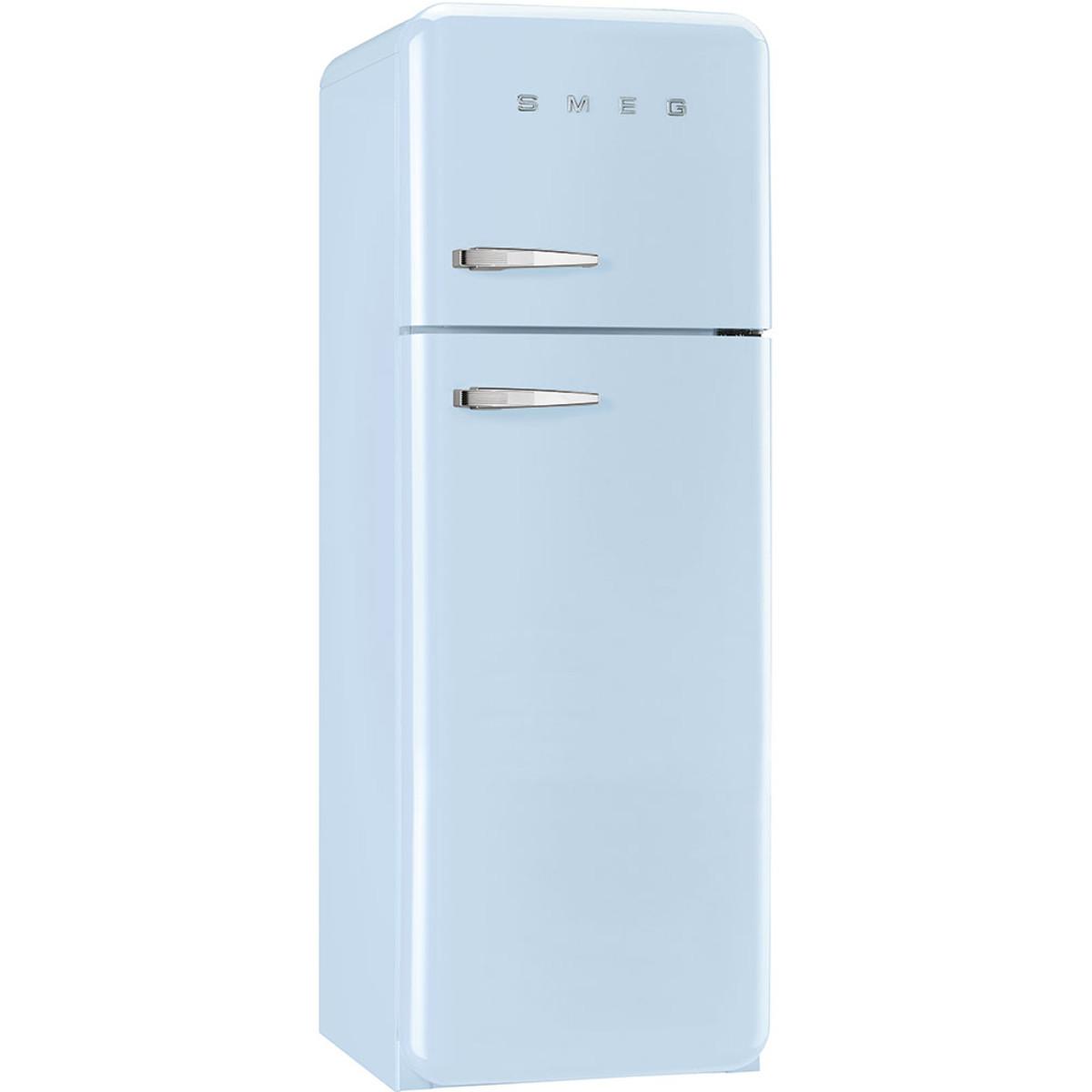 Smeg FAB30RFA 50's Style Retro Fridge Freezer – Pastel Blue