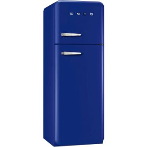 Smeg FAB30RFB 50's Style Retro Fridge Freezer – Blue