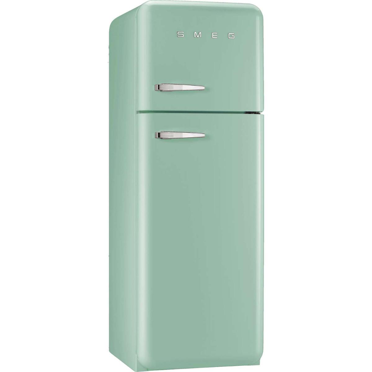 Smeg FAB30RFG 50's Style Retro Fridge Freezer – Pastel Green