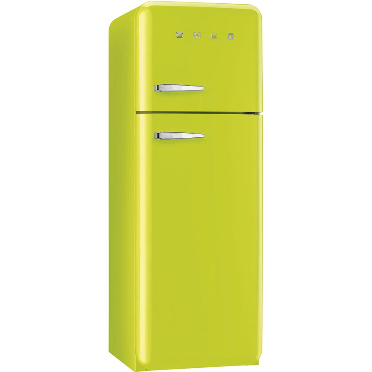 buy smeg fab30rfl 50 s style retro fridge freezer lime green discount appliance centre call. Black Bedroom Furniture Sets. Home Design Ideas