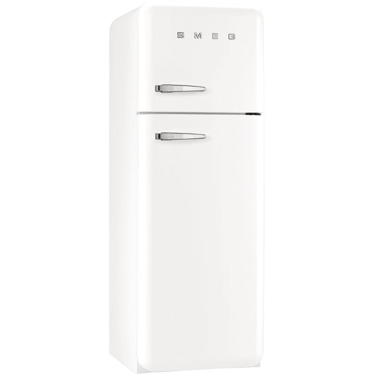 Smeg FAB30RFW 50's Style Retro Fridge Freezer – White