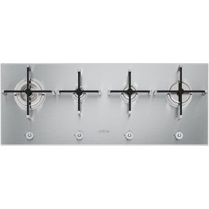 Smeg PX140 100cm Linea Ultra Low Profile Gas Hob