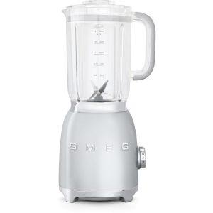 Smeg BLF01SVUK Silver Retro Blender