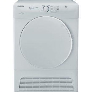 Hoover VTC590B Free Standing Condenser Tumble Dryer – White