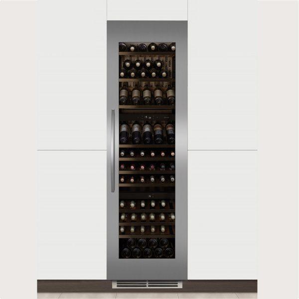 Caple WC179 Triple zone wine cabinet H 1788mm