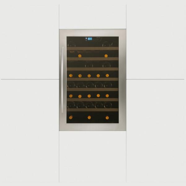 Caple WC6117 In-column single zone wine cabinet H 885mm
