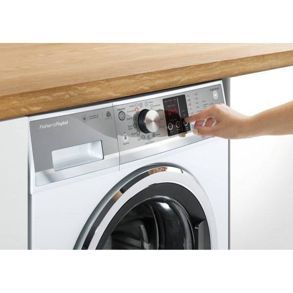 Fisher & Paykel WM1490F1 9 kg Front Loader Washing Machine
