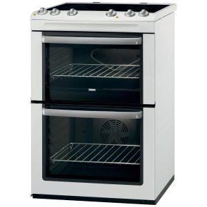 Zanussi zcv668mw 60cm Electric Cooker