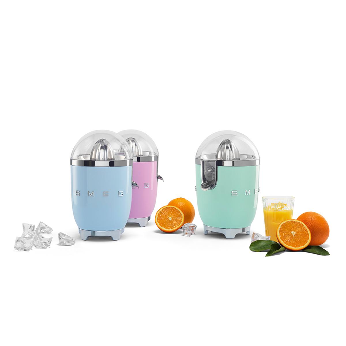 Smeg CJF01PKUK Citrus Juicer with
