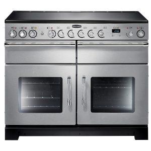 Rangemaster EXL110ECSS Excel 110 Ceramic Range Cooker – Stainless Steel