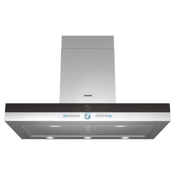 Siemens iQ700 LC958BB90B Cooker Hood stainless steel Box style hood Ex-Display