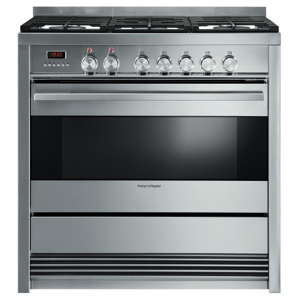 Fisher & Paykel OR90SDBGFX3 90cm Dual Fuel Range Cooker