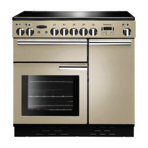Rangemaster PROP90EICR/C Professional Plus 90 Induction Range Cooker In Cream