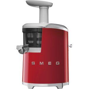 Smeg SJF01RDUK Slow Juicer Red