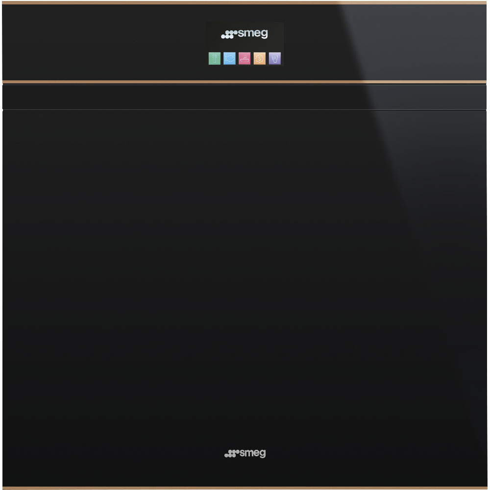 Smeg SFP6604PNRE 60cm Dolce Stil Novo Pyrolytic Multifunction oven