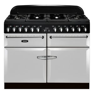 AGA MENXSF_PAS Masterchef XL Dual Fuel Pearl Ashes Range Cooker 110cm