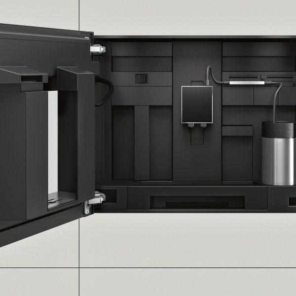 Neff C17KS61N0 Compact Bean-to-Cup Coffee Machine