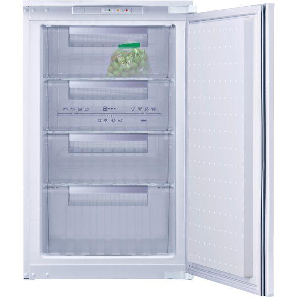 Neff G1624SE0G Fully-Integrated 870mm Freezer - Sliding Hinge