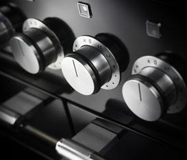 Mercury Cooker Control Knobs