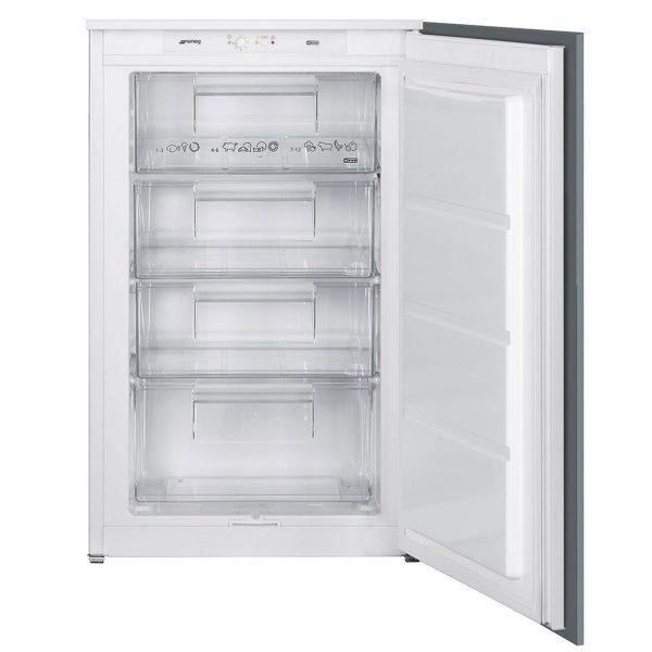 Smeg UKS3F0922P New In Column Freezer Energy Efficiency Class A++
