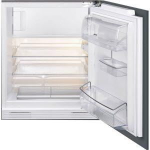 Smeg UKUD7122CSP Integrated Underworktop Fridge with Ice Box, Energy Class A+