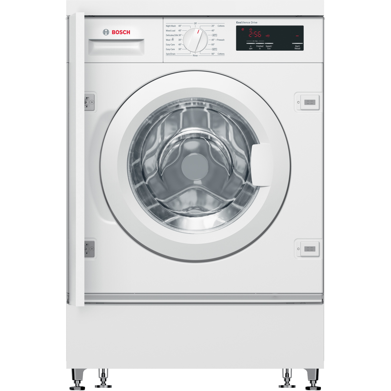 bosch wiw28300gb built in 8kg washing machine discount appliance centre. Black Bedroom Furniture Sets. Home Design Ideas